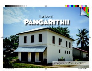 Pangarithi Brochure 2015
