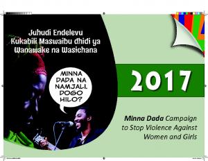 Minna Dada Campaign Calender – 2017
