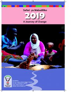 UZIKWASA Calendar – 2019