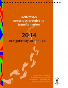 UZIKWASA Calendar – 2014